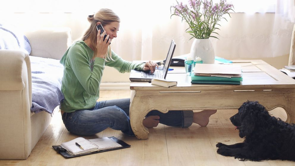 All in the family: how to take work to your home without harming your family
